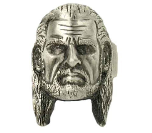 WWE Triple H Antique Brass Character Finger RING by WWE