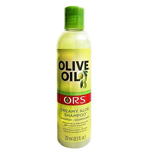 Organic Root Stimulator Olive Oil Creamy Aloe Shampoo 8.5 fl. oz. ()