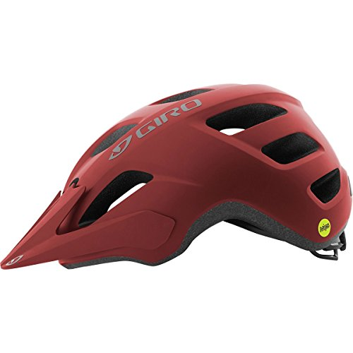 Giro Fixture MIPS Bike Helmet,Matte Dark Red,One Size