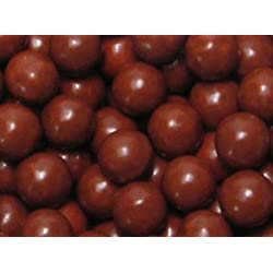 Brown Sixlets Candy 5LB Bag