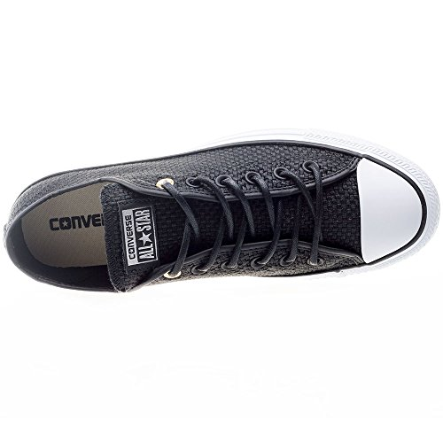 Converse All Star Ox Herren Sneaker Schwarz L29m5G