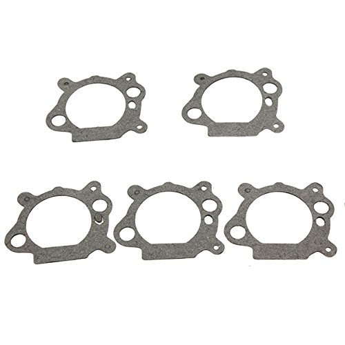 5pcs air cleaner mount gaskets for briggs stratton 795629