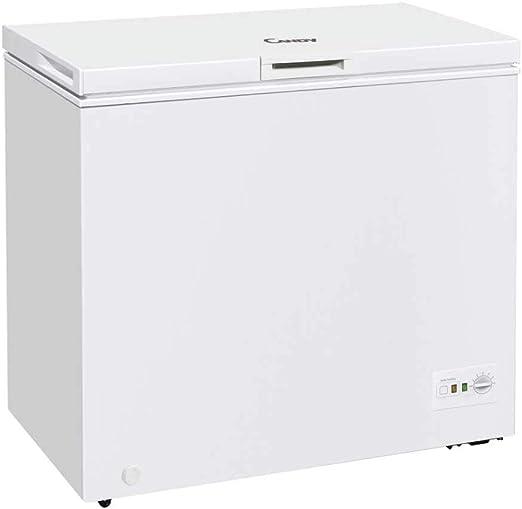 Candy CCHM 200 Congelador Horizontal, Capacidad 197 litros, Color ...