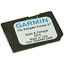 Garmin City Navigator 2012 Spain/Portugal microSD Card (Discontinued by Manufacturer)