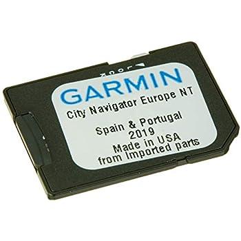 Amazon com: Garmin City Navigator Europe NT Map Card MicroSD/SD: GPS