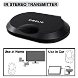 Best Infrared Headphones - Simolio IR Audio Transmitter, Wireless Infrared Sensor Review