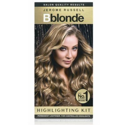 Bblonde Permanent Highlighting Kit Permanent Lightener For Controlled Highlight by Bblonde/Jerome Russell