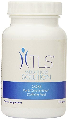 TLS CORE Fat & Carb Inhibitor 120 tablets by Market America