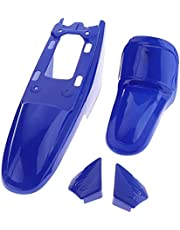 Motorcycle Fender, for Yamaha PW50 PY50 Front Rear Fender Fairing kit Accessories
