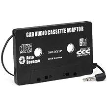 Car Cassette tape Adaptor for MP3 iPod Nano CD MD By DIGIFLEX