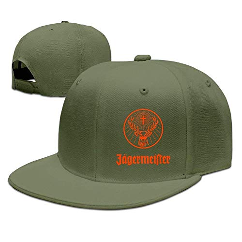 HONGSH Cowboy Cap Celebrity Pop Style Hip hop Jagermeister for sale  Delivered anywhere in Canada