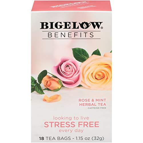 Bigelow Tea Benefits Rose