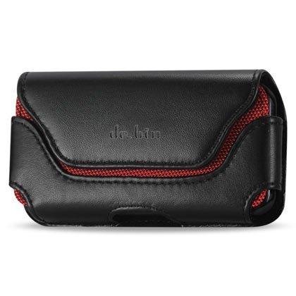 Premium Leather Belt Clip Pouch Case for Samsung - Otter Box Belt Clip Galaxy S5