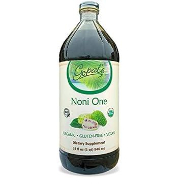 Amazon.com: Tahiti Trader zumo de Noni, alta potencia, 32 ...