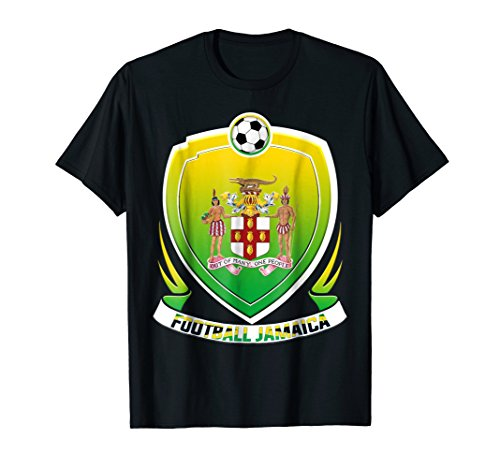 Jamaica Soccer Jersey Russia 2018 Football Team Fan for sale Delivered  anywhere in USA More pictures. Amazon e431bc896