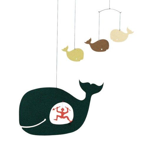 フレンステッドモビールズ Jonas and the Whale モビール   B00145XQ9W