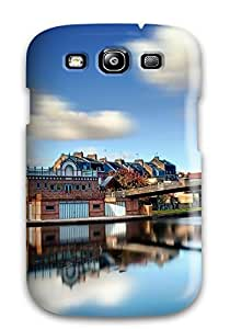 Hard Plastic Galaxy S3 Case Back Cover,hot Scenic Case At Perfect Diy
