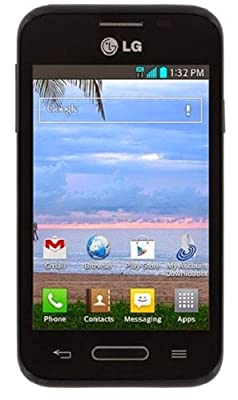 Tracfone LG Optimus Fuel Prepaid Phone with Triple Minutes (Tracfone)