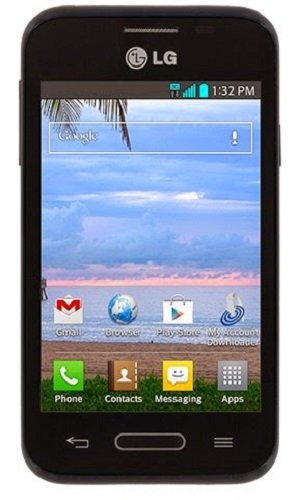 Tracfone LG Optimus Fuel Prepaid Phone with Triple Minutes (Tracfone) (Lg Optimus Fuel Prepaid Phone compare prices)