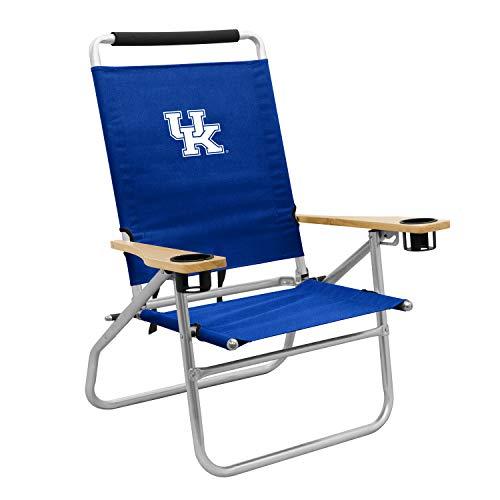 NCAA Kentucky Wildcats Beach Chair from Logo Brands