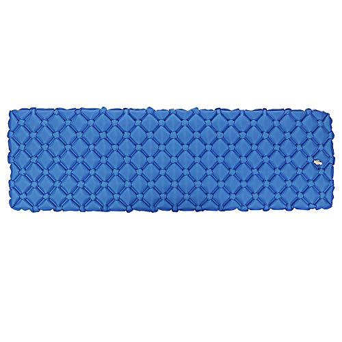 Clearance Sale!DEESEE(TM)Lab Ultralight Sleeping Pad Ultra Compact for Backpacking Camping Storage Bag (Blue) ()