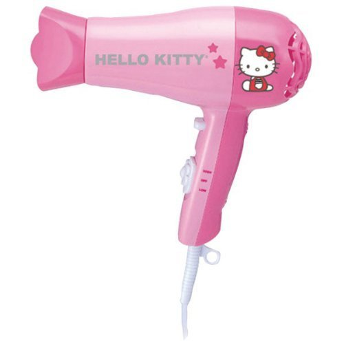 hello kitty hair dryer - 5