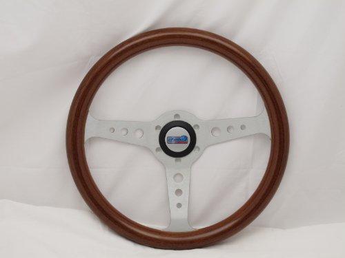 momo steering wheel wood - 4
