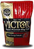 Victor Dog Food GMO-Free High Energy Beef Meal for Dogs, 40-Pound