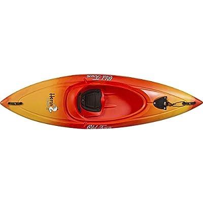 01.4048.1040 Old Town Canoes & Kayaks Heron Junior Kids Kayak by Johnson Outdoors Watercraft