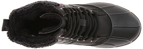 AllCast Waterproof Black Boot Duck Crocs Women's Viola xvqBg0w