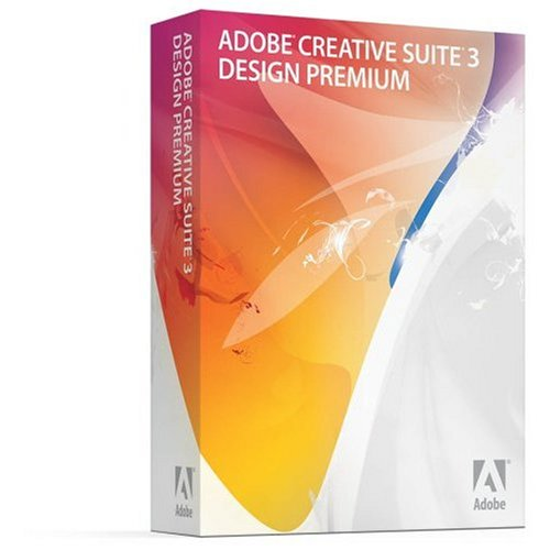 Adobe Creative Suite 3 Design Premium  Mac   Old Version