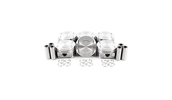 DNJ P4190 Standard size Complete Piston Set For 96-08 Mazda 6 3.0L DOHC 24v
