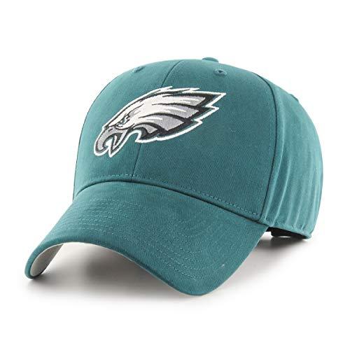 NFL Toddler Philadelphia Eagles OTS Cinch All-Star Adjustable Hat, Toddler, Team Color (Eagles Football Hats)