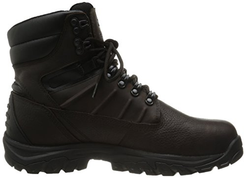 Timberland Mens Jefferson Summit Mid Wp Boot Marrone Scuro