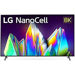 "LG 75NANO99UNA Alexa Built-In Nano 9 Series 75"" 4K Ultra HD Smart LED Nanocell TV (2020)"