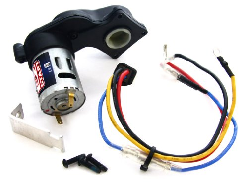 Traxxas Nitro 4-Tec 3.3 Engine * EZ START MOTOR BACKPLATE & WIRING HARNESS * box