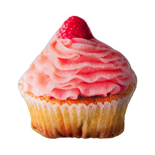 Acessório Pelúcia Cupcake Sanremo Colorido