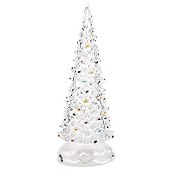 ganz light up christmas tree large acrylic - Light Up Christmas Tree