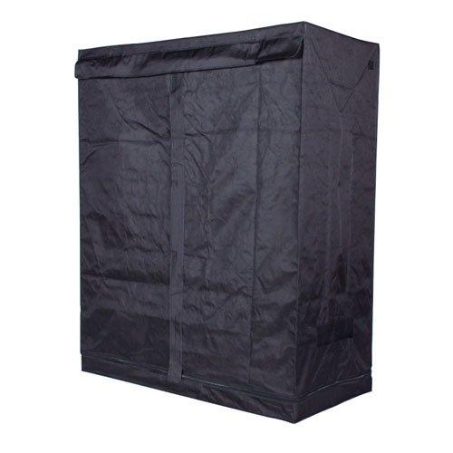 41BvvuGE0nL MarsLG Hydroponic Mylar Grow Tent 2'x4' Non-Toxic Hydro Cabinet,MARS482460