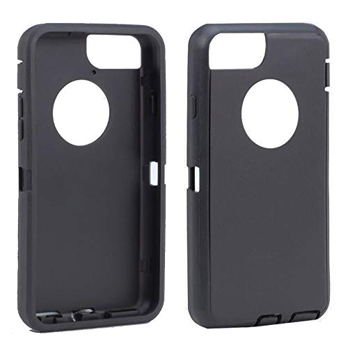 - Winfun House Replacement TPE Silicone Skin for Otterbox Defender Series Case Cover for Apple iPhone 6/iPhone 6s 4.7 inch (Black Outer Skin Only)