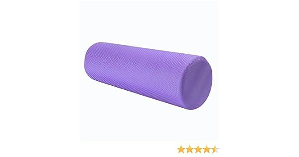 Timberbrother Foam Roller - EVA - Rodillo de Espuma para gimnasia, Pilates, Yoga, Masaje Muscular