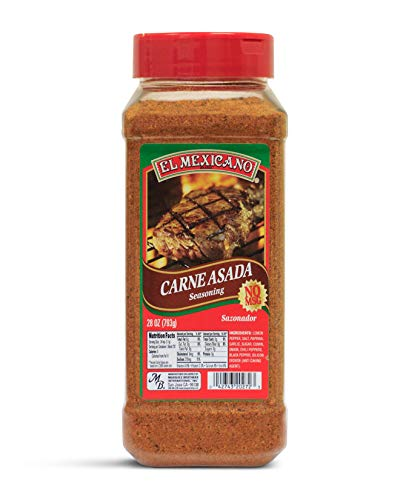 El Mexicano Carne Asada Seasoning 28 oz