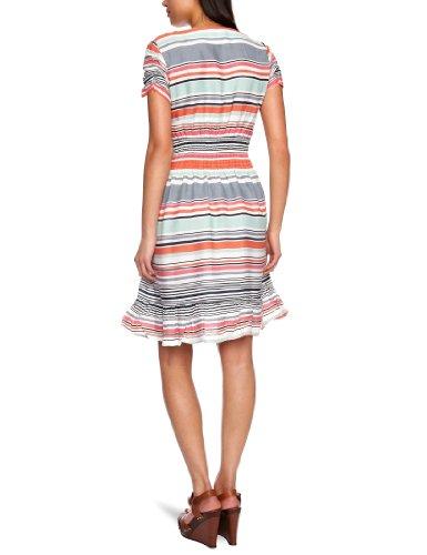Yumi - Vestido para mujer Coral