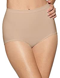 Bali Seamless Brief With Tummy Panel Ultra Control 2-Pack