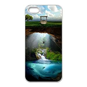 PCSTORE Phone Case Of Fantasy Fairy Tale for Iphone 5 5g 5s