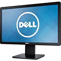 Dell 18.5 inch (47 cm) LED Monitor - HD Ready, TN Panel with VGA, HDMI Ports - D1918H (Black)