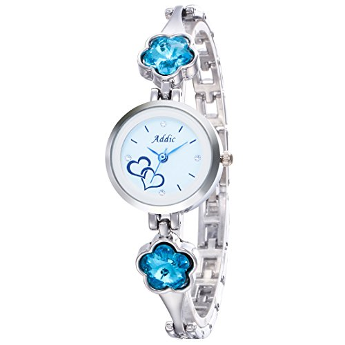 Addic Analog White Dial Women's Watch-AddicWW449