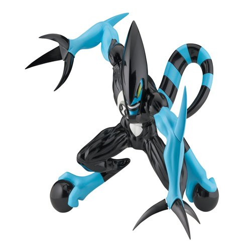 amazon com ben 10 12 alien figures xlr8 toys games