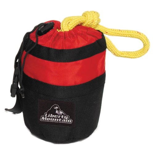 Throw Bag Rope - Liberty Mountain Boater's Throw Bag (70-Feet)