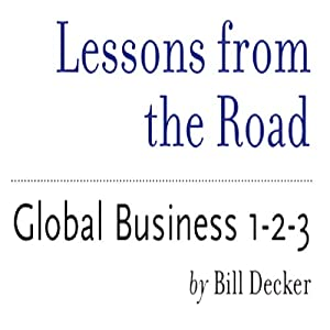 Lessons from the Road Audiobook